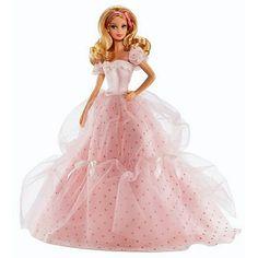 Barbie Birthday Wishes Doll