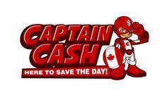 Create a logo design for CaptainCash ! by Monjy