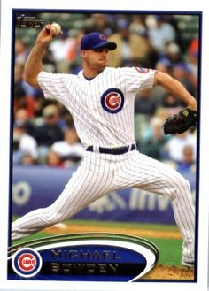 2012 Topps Update #US-43 Michael Bowden - Chicago Cubs (Baseball Cards) by Topps Update. $0.88. 2012 Topps Update #US-43 Michael Bowden - Chicago Cubs (Baseball Cards)
