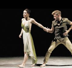 My favorite routine off SYTYCD. Travis Wall is easily the best choreographer on that show.