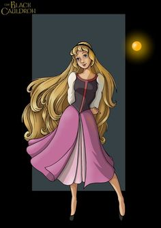 Created with: Photoshop CC 2015 Project Duration: 6 Hours The 1985 Disney Feature Animation, The Black Cauldron was based on the book series The Prydain. The Lost Princess Eilonwy Disney Fan Art, Disney Love, Disney Pixar, Disney Characters, Disney Artwork, Walt Disney Pictures, First Animation, Disney Animation, Disney Cast