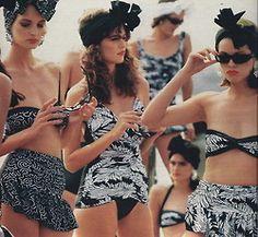Vintage Norma Kamali  1983    Tumblr