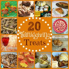20 Thanksgiving Treats | http