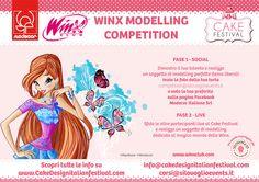 ¡Participa en el nuevo concurso de repostería Winx Club de Modecor!