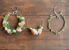 Floral Crown Tutorial with Brown Butter Photography… Part 1. | Blum Floral Design