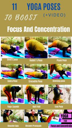 Best yoga poses and video sequence for- yoga to boost focus, concentration and productivity Plank Pose, Yoga Courses, International Yoga Day, Cobra Pose, Cool Yoga Poses, Kid Poses, Chakra Balancing, Yoga Videos, Good Sleep