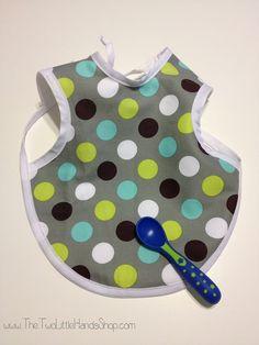 Handmade Baby Bib Apron  Perfect for Babies