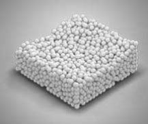 Expanded Polystyrene Foam Beads Are Used For Bean Bag Filling And