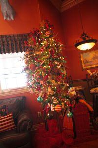 Western Christmas Tree