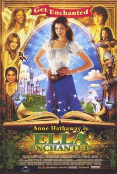 Rent Ella Enchanted starring Anne Hathaway and Hugh Dancy on DVD and Blu-ray. Get unlimited DVD Movies & TV Shows delivered to your door with no late fees, ever. Anne Hathaway, Hugh Dancy, Old Movies, Great Movies, Awesome Movies, Ella Enchanted Movie, Ella Movie, Love Movie, Chick Flicks