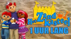 Het zandkasteel 1 uur lang! Ronald Mcdonald, Youtube, Kids, Crafts, Fictional Characters, Young Children, Boys, Manualidades, Children