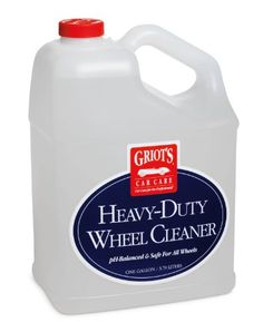 Griot's Garage 11027 Heavy Duty Wheel Cleaner - 1 Gallon, 2015 Amazon Top Rated Wheel Care #AutomotivePartsandAccessories
