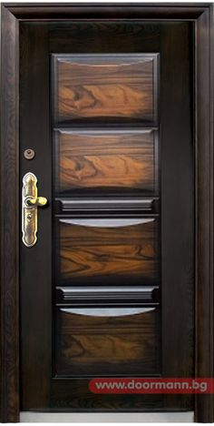 Блиндирана входна врата - Код 516