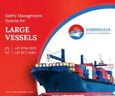 When you have a larger then you must abide the safety precautions and guidelines. Safety Management System, Coding Standards, Safety Rules, Safety Precautions, Larger, Cruise, Ship, Cruises, Ships