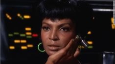 """Today, Nichols is proud of the role she played in increasing diversity, both on television and in science. And she encourages the young people of today to continue to look to the stars: """"Space travel benefits us here on Earth [a]nd we ain't stopped yet. There's more exploration to come."""""""