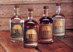 St. Petersburg Distillery  will first unveil four products in the Old St. Pete line - vodka, gin, whiskey and rum - as well as Tippler's, an orange cordial liqueur made of the peel and juice of Florida temple oranges, said Daniel Undhammar, director of product development. [St. Petersburg Craft Distillery]