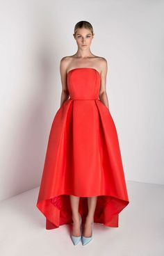silk_faille_strapless_high_low_gown_front1