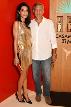 What: A gold minidress When: August 22, 2015 Where: Out to dinner in Ibiza   - HarpersBAZAAR.com