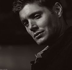 Dean Winchester....Well hello there look gif