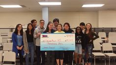 Oakland Mills HS raised $10,005 at their Mattress Fundraiser for their Performing Arts Program