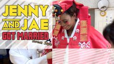 REUPLOAD: | Jenny & Jae Got Married | Traditional Korean Wedding (Koren ...