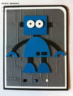 Punch Art Robot