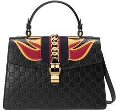 Sylvie Gucci Signature bag.
