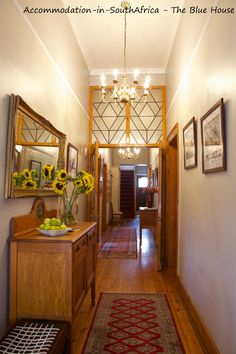 A sincere welcome! The Blue House Cape Town. Accommodation in Cape Town. Cape Town Accommodation. The Blue House Guest House.