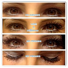 Can you say AMAZING results.  Love it guarantee. Try it. You have nothing to lose only lashes to gain!!  www.youniqueproducts.com/TaraHenley