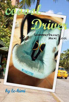Sommerbezug für den Maxi Cosi