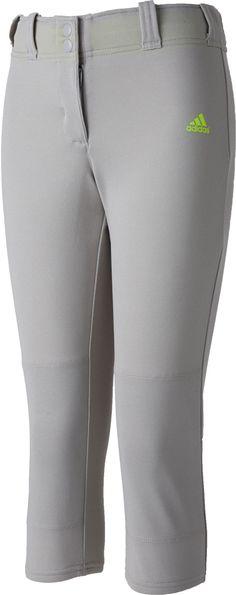 adidas Girls' Destiny Softball Pants Softball Memes, Adidas, Destiny, Pants, Gray, Medium, Products, Trouser Pants, Women's Pants