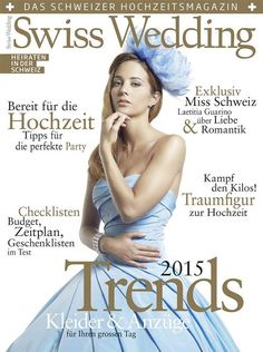MY BRIDE COACHING in der aktuellen Ausgabe von Swiss Wedding