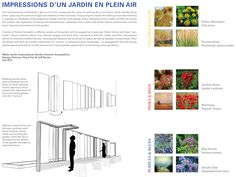 Cleo Buster - En Plein Air - Competition Panel for Metis Jardin