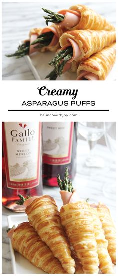 The puff pastry cone is a crunchy perfection that your family & friends will love and get even better when served with #GalloFamily Vineyards wine. Here's to savoring the beginning of Summertime! #SundaySupper