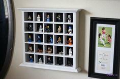 Awesome Lego mini-figure storage ideas!