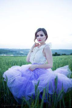 Fusta de tulle balerina. Creata pe mai multe straturi. Alege-ti culoarea care ti se potriveste. Facuta fix pe masurile tale!