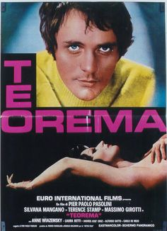 Terrance Stamp, cool and sexually dangerous. Food for thought, and you'll be chewing long after. Sky Cinema, Cinema Film, Cinema Posters, Film Movie, Movie Posters, Film Structure, Terence Stamp, Mystery Film, Lars Von Trier
