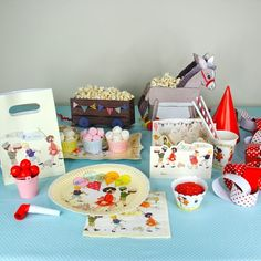 The Party Cupboard : Belle & Boo Party Supplies : Belle & Boo Themed Party