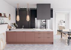 Epoq kitchen, Trend Sienna