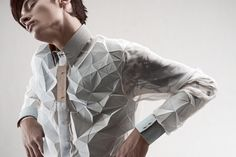 FYP @ HKDI Outfits 1 by Yung Wong, via Behance