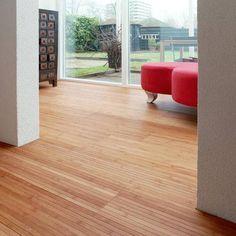 Parquet in bamboo Parquet Pvc, Bamboo Wood Flooring, Pose Parquet, Linoleum Flooring, Cork Flooring, Vinyl Flooring, Kitchen Flooring, Hardwood Floors, Renovation Parquet