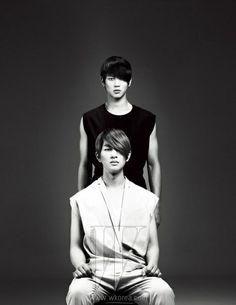 Onew&Minho