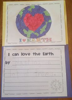 Help students appreciate the planet with this fun activity!  #earthday #arttherapy
