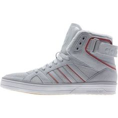 Fashion4Nation: Adidas Originals Space Diver W Q34351 Grey Leather...