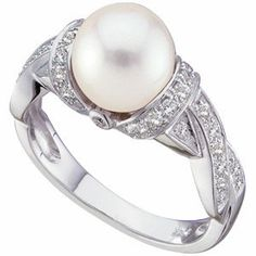 Ring 14K White Gold Freshwater Cultured Pearl And Diamond Ring Security Jewelers,http://www.amazon.com/dp/B002X4420A/ref=cm_sw_r_pi_dp_xDcMsb0DB1TT3V6Y
