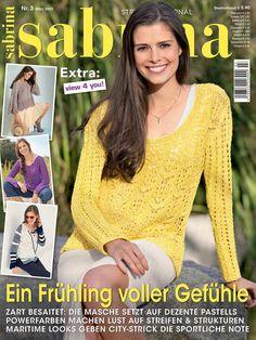 Sabrina №3 2017 (Deutsch) - 轻描淡写 - 轻描淡写