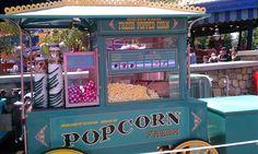 Snack places in Disney Magic Kingdom