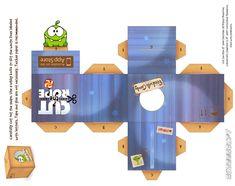 Om-Nom Magic Box by ~viperfan14 on deviantART
