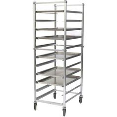 Eagle (OUR-1820-3) - 20-Pan Front Load Panco Deluxe Rack | FoodServiceWarehouse.com