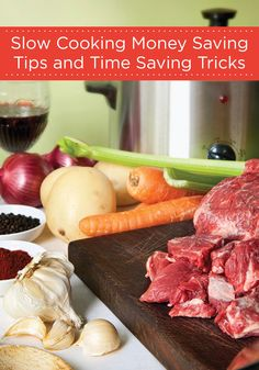 Slow cooking is fast becoming a weapon in the kitchens of families looking to save money. Slow cooking money saving tips and time saving tricks can help Best Gluten Free Desserts, Healthy Gluten Free Recipes, Real Food Recipes, Paleo Crockpot Recipes, Slow Cooker Recipes, Slow Cooking, Cooking Tips, Time Saving, Saving Tips